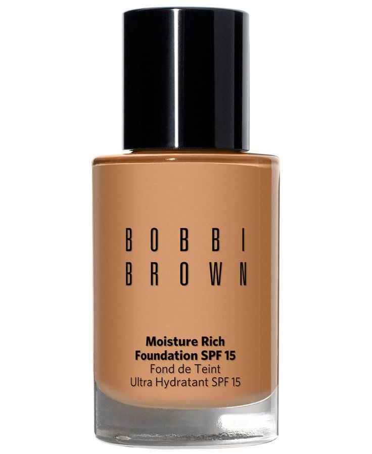 Bobbi Brown Moisture Rich Foundation Broad Spectrum Spf 15, 1 oz