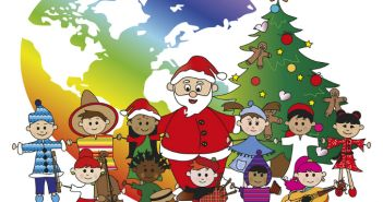 Christmas Around The World – Geography and English Lesson Plan