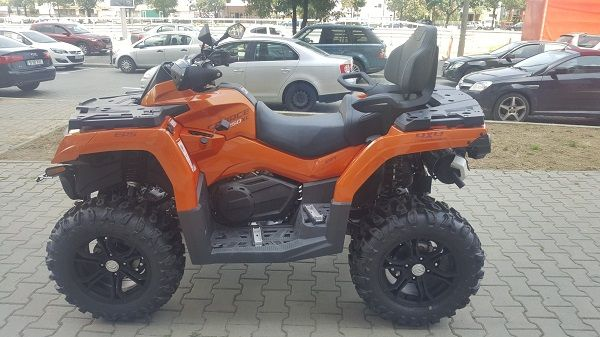 Cf moto 850