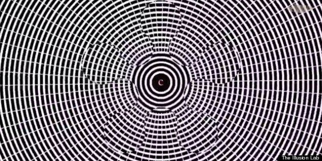 WATCH: This Optical Illusion Will Make You Hallucinate