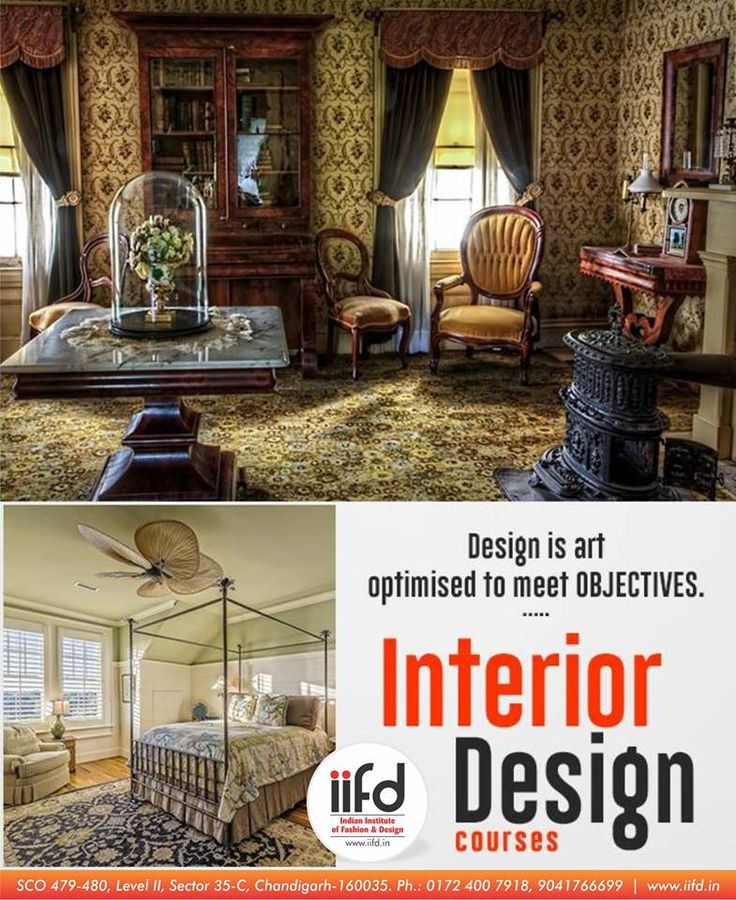 Become A Sucessful Interior Designer JoinIIFD Call 919041766699 OR Visit Iifdin Iifd Best Fashion Designing Institute Chandigarh Mohali