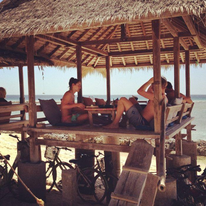 THIS!  Amed & Gili Trawagnan (#Bali & #Lombok) #Indonesia