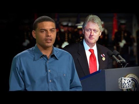 """Exclusive Video: """"Son"""" Of Bill Clinton Speaks Out Trump should have the boy at the next debate along with DNA testing party to offer the Clinton's a chance to prove he's not the father! Where's Maury at? Bill, you are the father. Trump need's to have him at the next debate, front row."""
