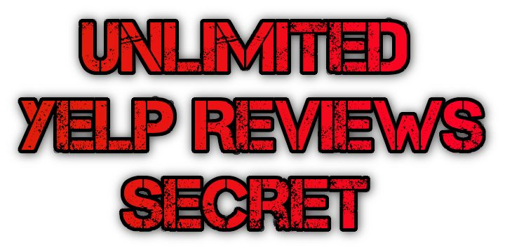 Unlimited Yelp Reviews Secret