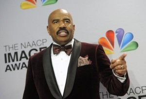 18 Best Steve Harvey Suit Style on the Red Carpet - Reviews by Suit Professionals Designer Suits at affordable prices. Online or in-store (West LA, CA). #designer #mens #suits #suit #meanswear #formal #formalwear #black #brown #darkgrey #charcoal #white #yellow #blue #red #orange #green #2button #3button #4button #5button #6button #7button #twobutton #2 #3 #4 #5 #6 #7 #button #steveharvey #redcarpet