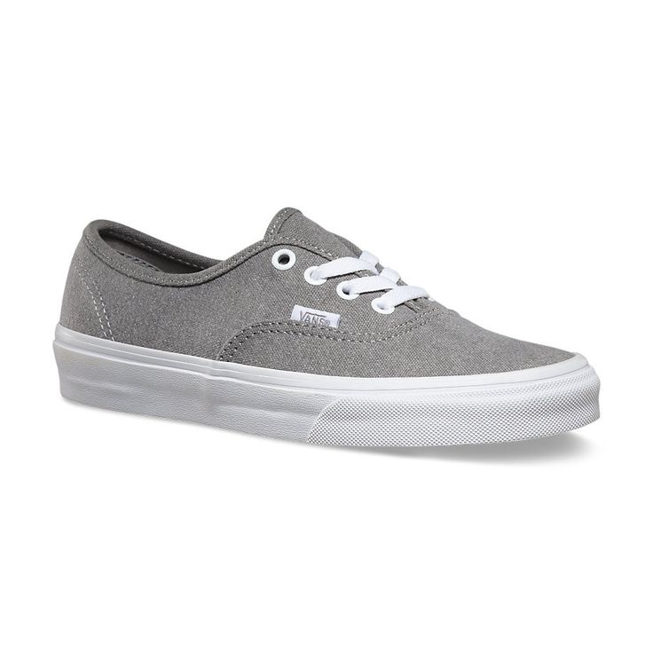 Vans Womens Washed 2-Tone Authentic shoes