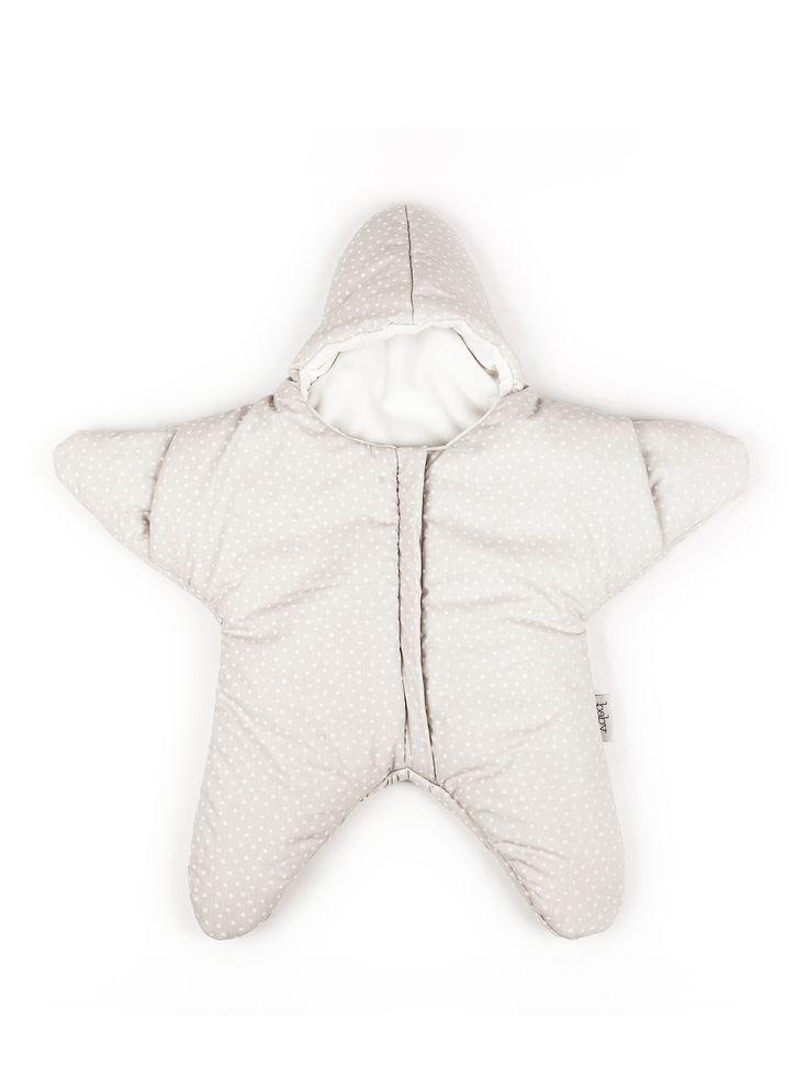 Baby Bites   Saco Estrella beige
