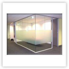 Cam Oda Cam Ofis Bölme sistemleri - Antalya Cam Balkon Windoor