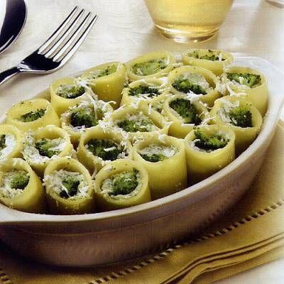 Classic pasta dishes recipes