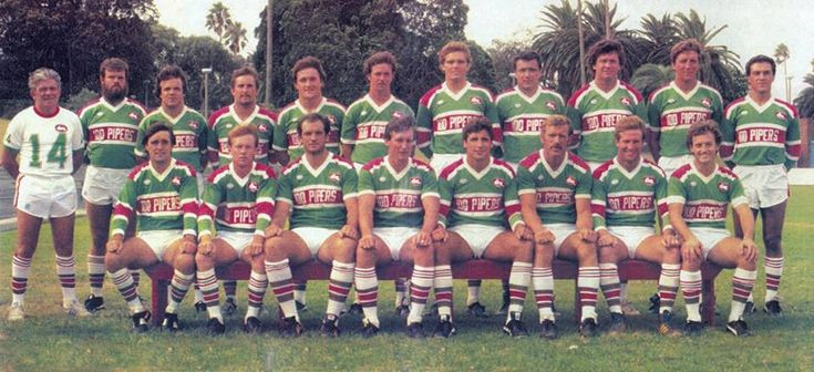 1983 South Sydney Rabbitohs Players