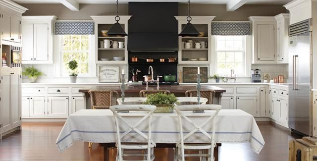 House tour lauren della monica design house tours for Kitchen design 7 x 12