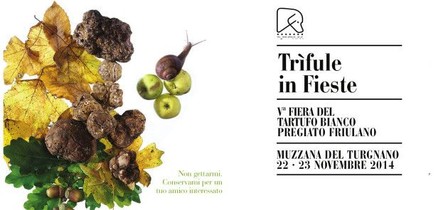 5^ Edizione della fiera dedicata al tartufo bianco pregiato friulano