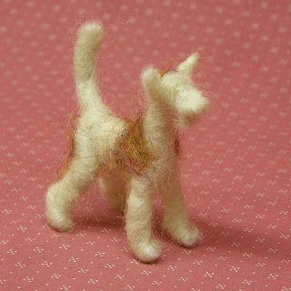 Mundo Feliz: Hazlo tu mismo - Animalitos de lana (tutorial)