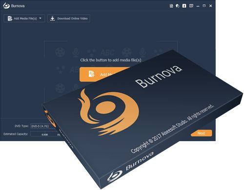 Aiseesoft Burnova Free License