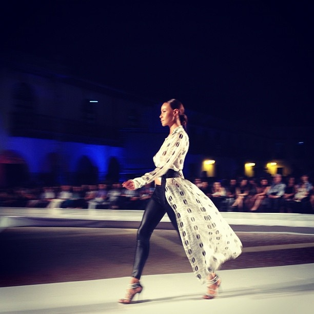 CONTINÚA fashion show @ Cartagena de Indias by Face Hunter