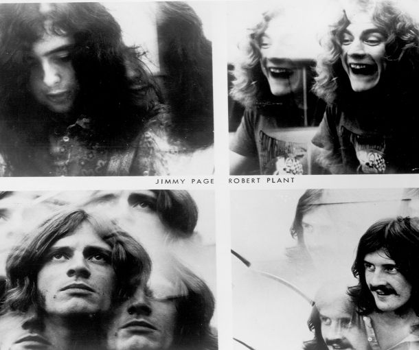 Page: Fortune teller predicted Led Zep success - Classic Rock