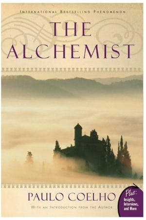 The Alchemist/ great book...look no further than your own backyard.