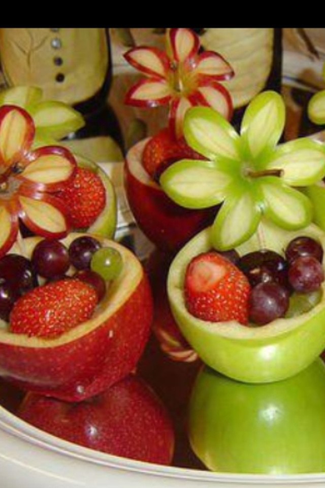 Best fruits vegetable carvings images on pinterest