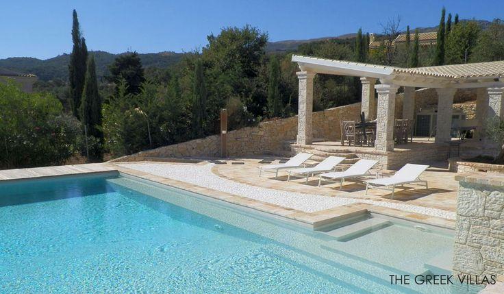 Luxury Corfu Villas, Corfu Villa Xaviero, Ionian Islands, Greece