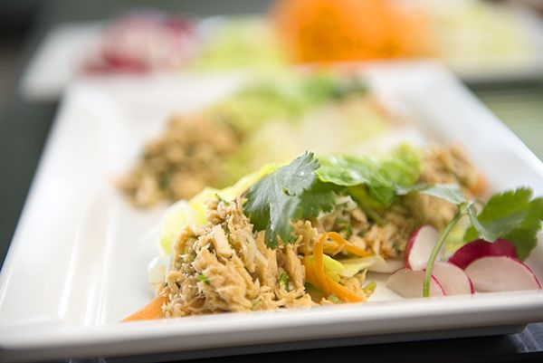 Make Life Easy with this Tuna Cabbage Wraps recipe! LIKE us at https://www.facebook.com/goldseal #cannedtuna #cannedseafood #easyrecipes