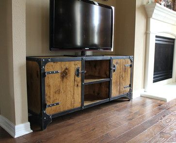 Modern Industrial Furniuture - industrial - Buffets And Sideboards - Houston - Modern Industrial Furniture