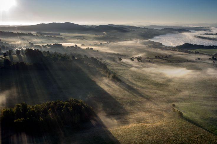 ŠUMAVA – LIPNO A OKOLÍ | Nebeské pohledy Jirky Jirouška