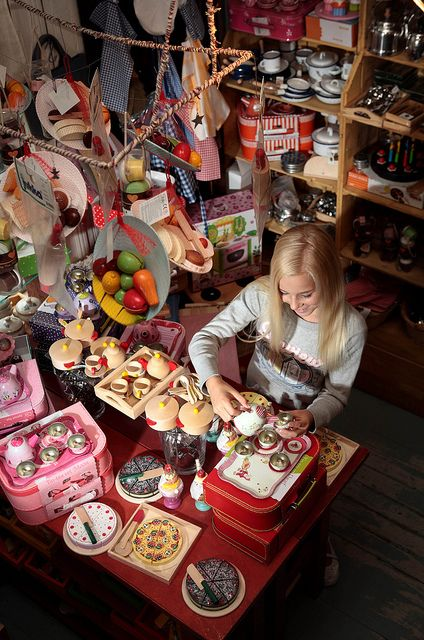 Riimikko in Porvoo, Finland - worlds best toystore, all the toys have personality and none of them is made of plastic /Maritsa