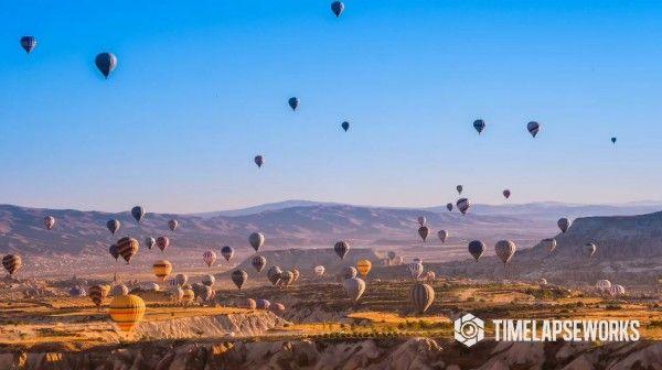 Découverte de la beauté de Cappadoce - Turquie | Video here : http://alexblog.fr/time-lapse-cappadoce-turquie-44309/