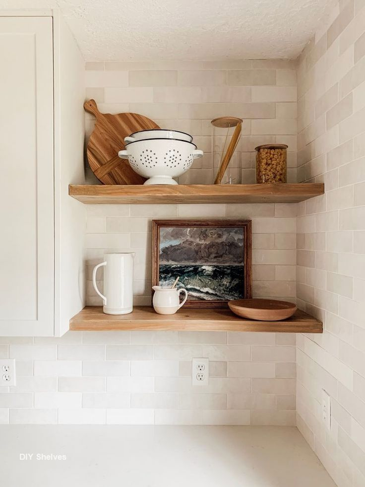 Best Tips And Great Guide To Awesome Diy Shelves 1 The Shelf Ladder In 2020 Floating Shelves Diy Custom Floating Shelves Diy Hanging Shelves