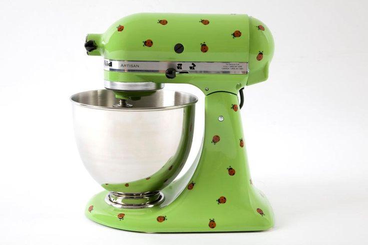 KitchenAid Ladybug design is so darn cute I could hug it.