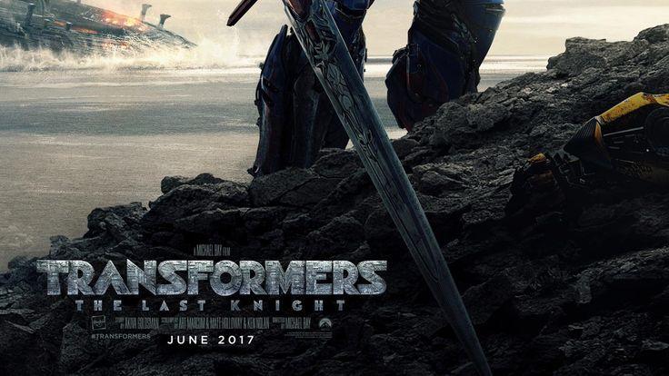 Alien dinosaur wreaks havoc in latest 'Transformers: The Last Knight' movie trailer