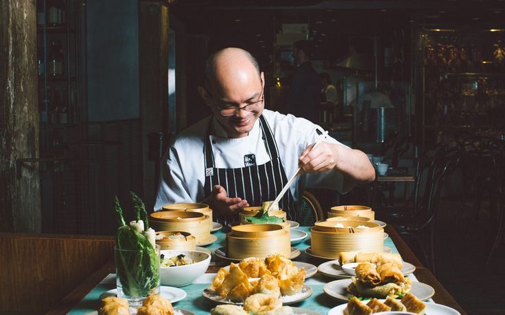 With the dawn of Mr. Wong's morning menu, you'd better set your alarm for yum cha.