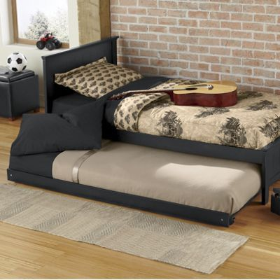 best 25 trundle bed frame ideas on pinterest trundle bed mattress queen trundle bed and. Black Bedroom Furniture Sets. Home Design Ideas