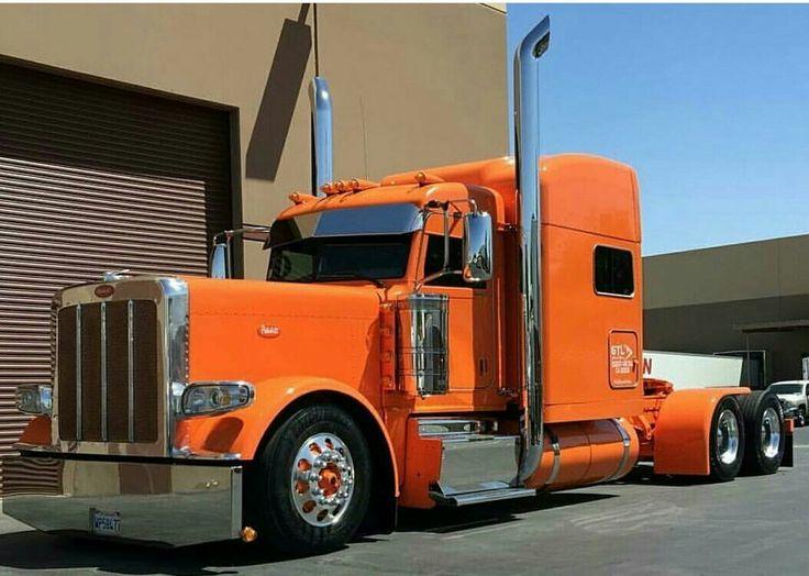Peterbilt Truck Drivers And Trucks On Pinterest