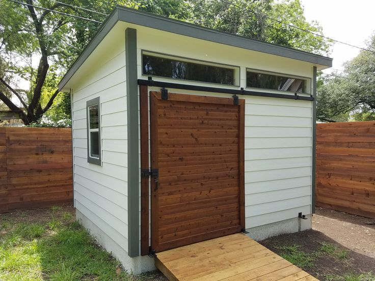 Single Pitch Storage Shed 1 - Sheds and More