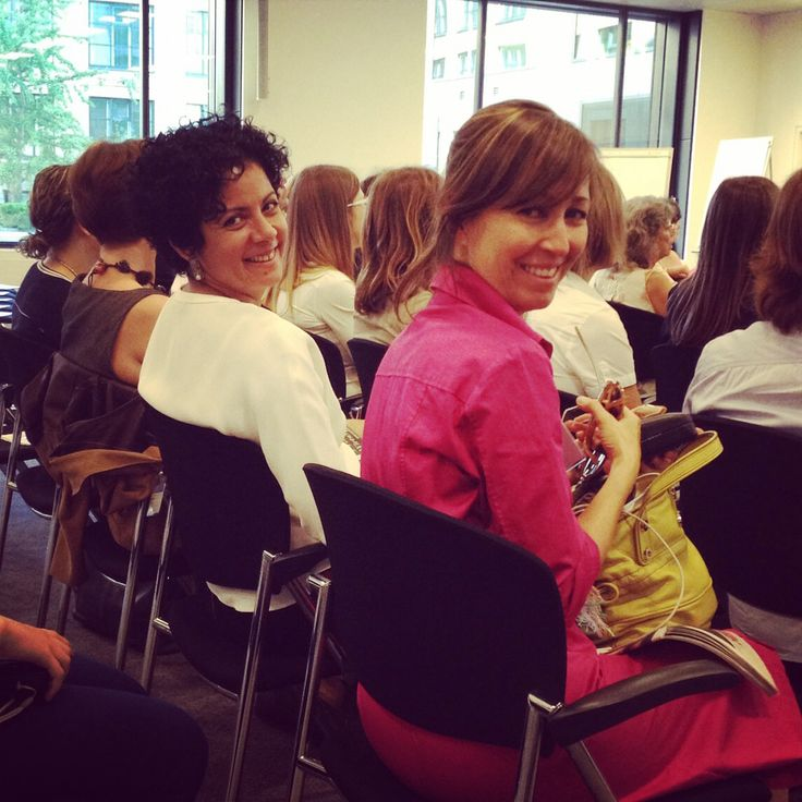 Gisela Rocha and Tulia Lopes AweSummit Stars