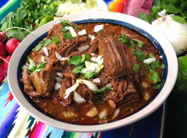 Birria Mexican Food