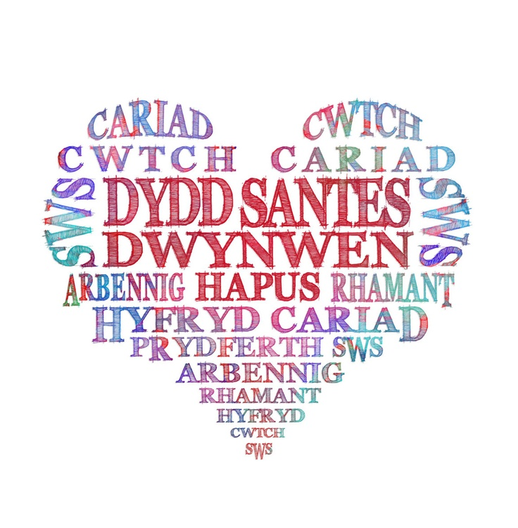 St Dwynwen's Day, January 25th, commemorates the patron saint of friendship and love