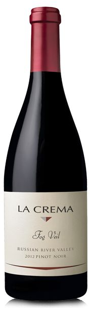 2012 Fog Veil Pinot Noir   La Crema