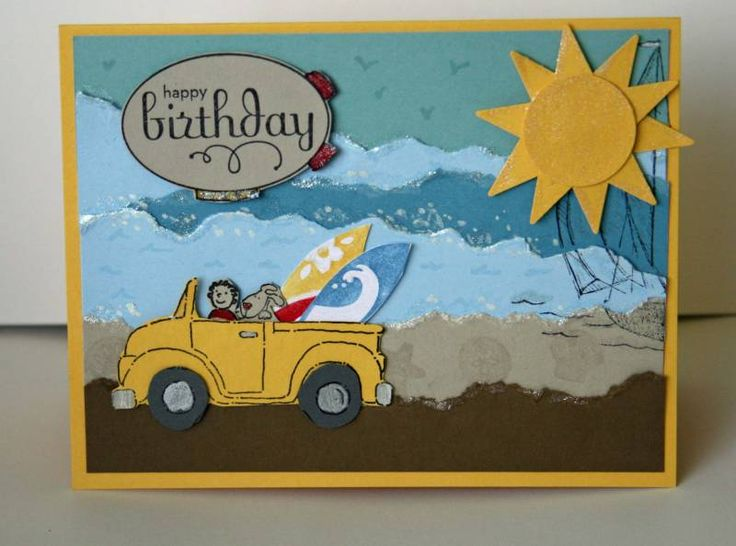 17 Best Images About Summer Beach Vacation Cards On
