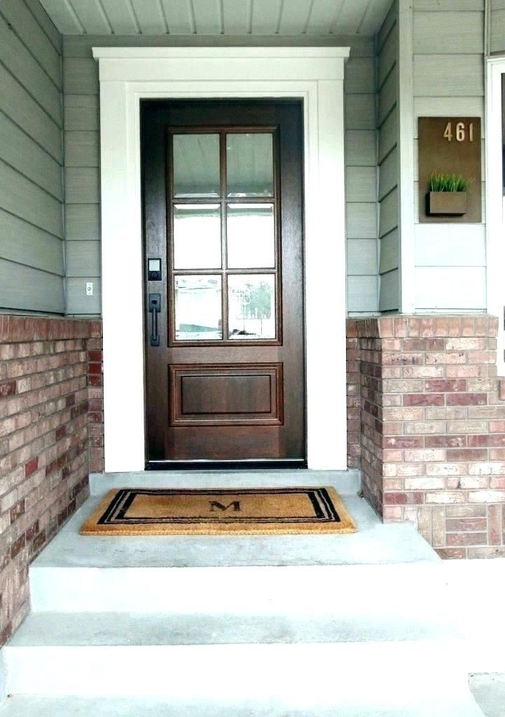 Door With One Sidelight Residential Entry Doors Door With Sidelights And Transom Fiberglass Elliptical Window