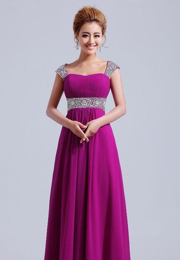 Moda asi tica 30 modelos de vestidos para fiesta mundo for Pantalones asiaticos