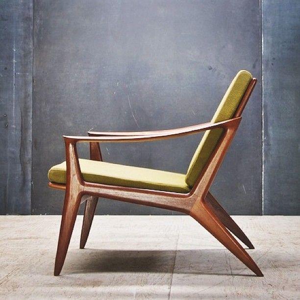 Mid-century chair inspiration for the best interior design |www.essentialhome.eu/blog