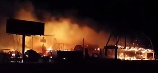Full Throttle Saloon Fire Ruled Accidental. Reason For Absence Of Water Systems Explained.