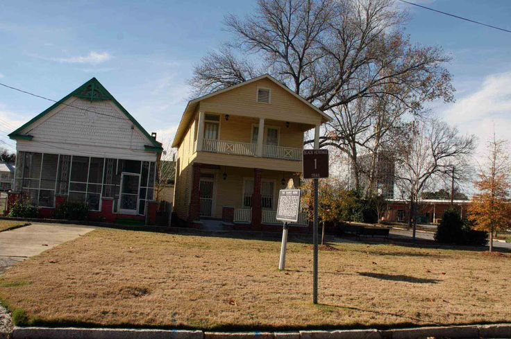 Ma rainey home location 5th avenue just above 8th for Rainey homes