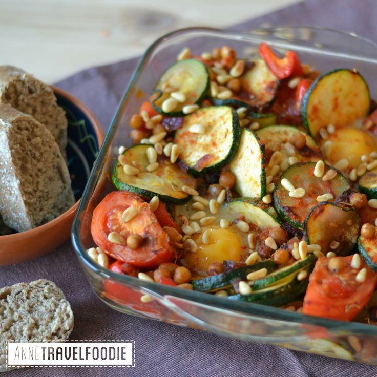 vegetable casserole healthy oven dish