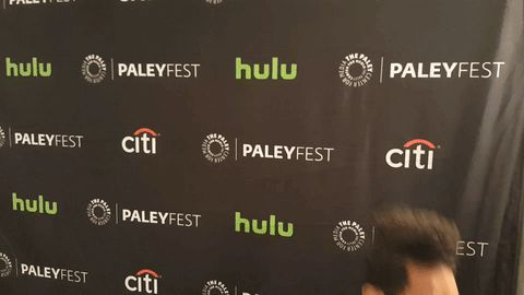 starz boo paleyfest paleyfest previews paley center ray santiago ash vs the evil dead jump scare #humor #hilarious #funny #lol #rofl #lmao #memes #cute