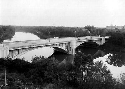 Maryland Bridge,1925 #AcademyRoad #Winnipeg #History