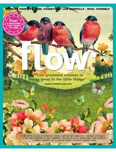 Flow, le magazine qui me comble