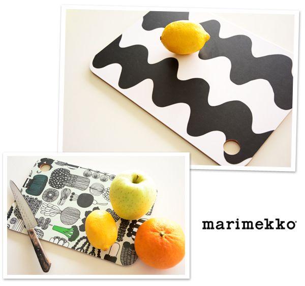 【楽天市場】ブランド別> 【M】> 【Ma-】> marimekko(マリメッコ)> チョッピングボード:Crouka(クローカ)